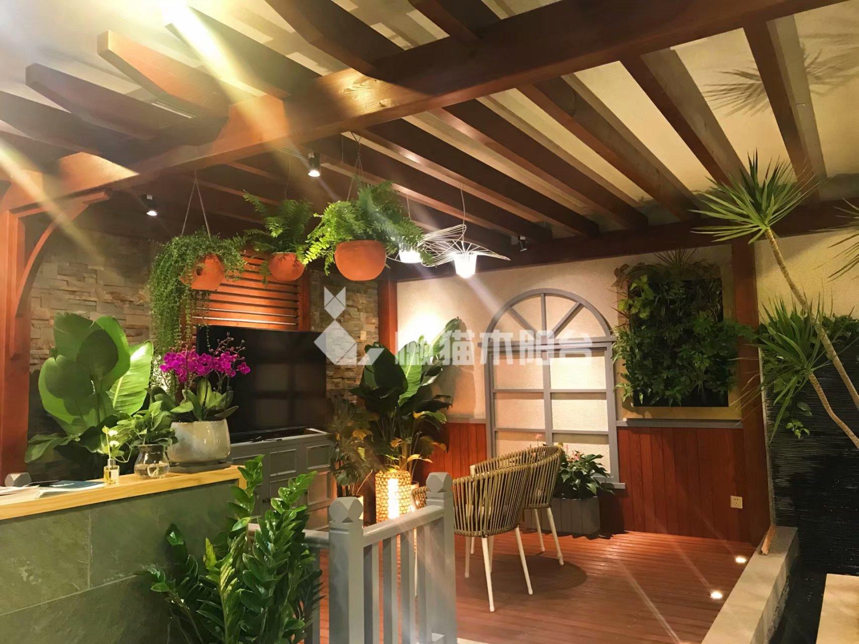 阳台花园体验店