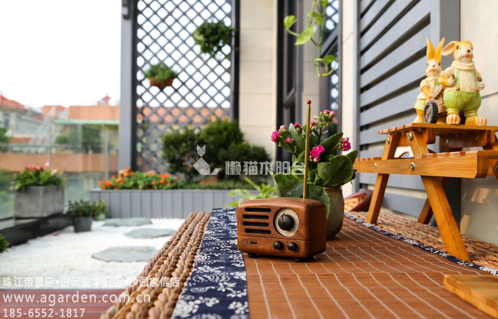 ·别墅庭院设计实景图